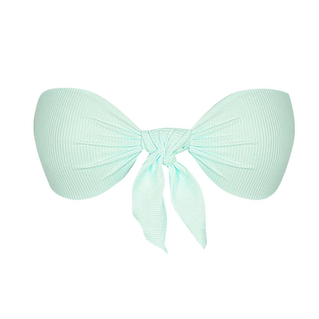 Kylie High Waist Bandage Bikini 10